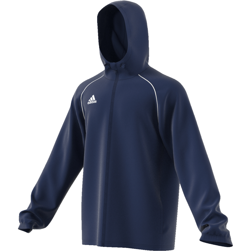 MN Sport Kurtka adidas Core 18 Rain Jacket Junior CV3742