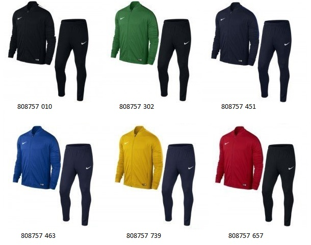 Nike Academy 16 Knit Tracksuit 808757 657