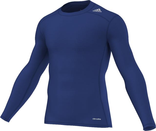 MN Sport Koszulka Termoaktywna Długi Rękaw Adidas Techfit