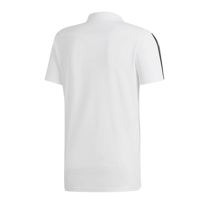MN Sport Koszulka Adidas TIRO 19 COTTON POLO Senior DU0870