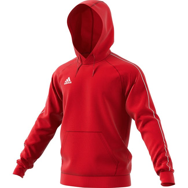 MN Sport Bluza z kapturem Adidas CORE 18 HOODY CV3337