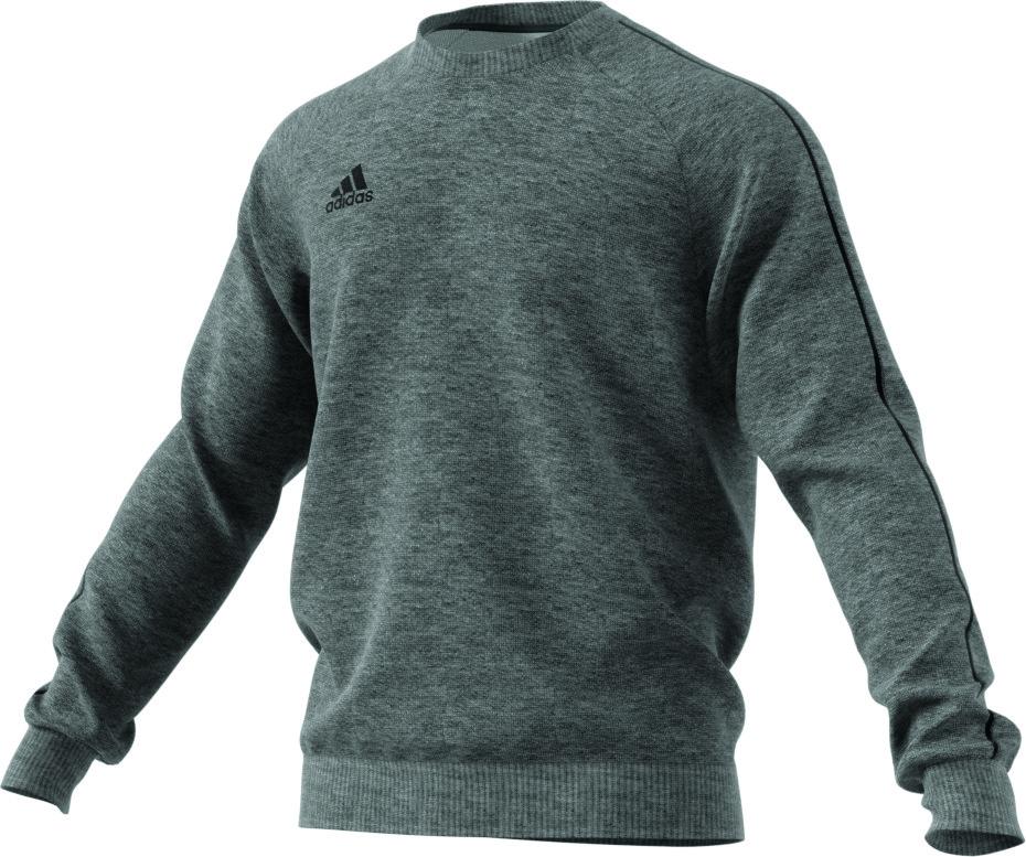MN Sport Bluza bawełniana Adidas CORE 18 Sweat Top Junior